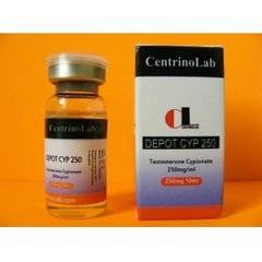 Depot Cyp 250(Testosterone Cypionate)250mg/ml 10ml/vial for muscle stronger