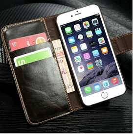 Luxury Genuine Leather Wallet case For Samsung note 4, bookcase For Samsung note 4,,Genuine Leather