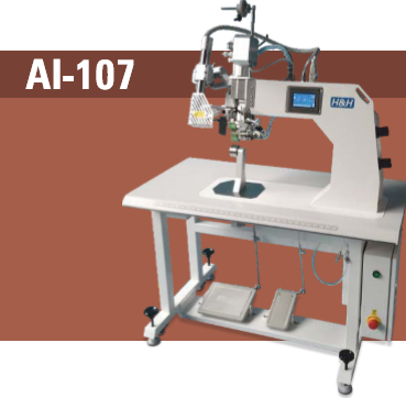 H&H Hot Air Sealing Machine AI-107