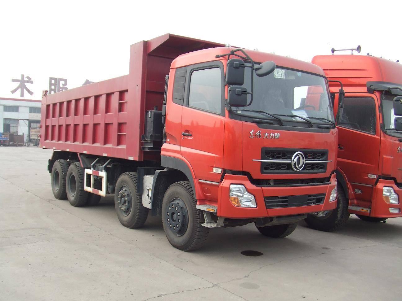 Dongfeng 8*4 Dump Truck DFL3310A