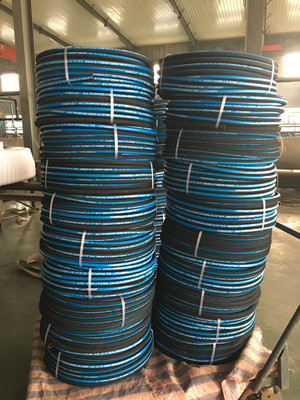 flexible high temperature EPDM steam hose pipe
