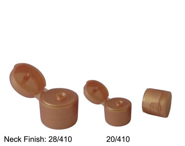 dispensing plastic caps closures