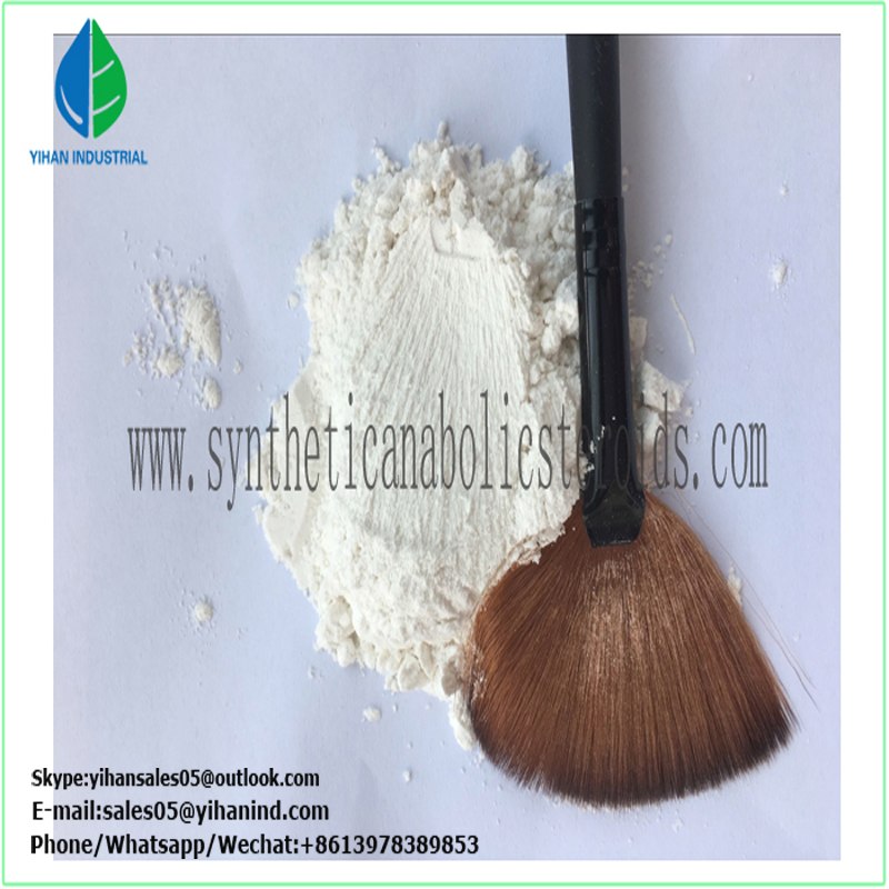 CAS 50-27-1 Female Hormone Estrogen Estriol White Powder For Disease Treat paypal Le