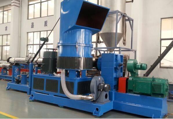 PP,PE Film Agglomeration and  Pelletizing Line (Pelletizing machine)