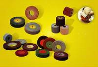 non-woven flap wheels, Flap wheels, Flap Brushes, Mixed flap wheels, flap cylinders, Flapwheel, Flap