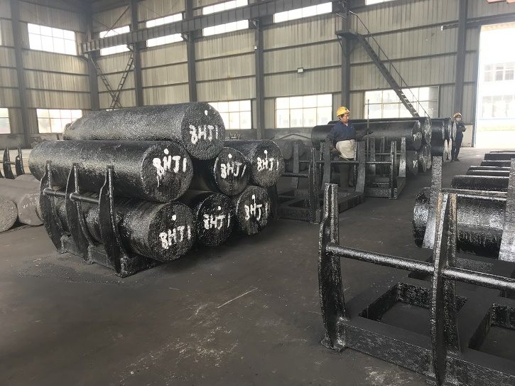 UHP Electrodes consumed by Steel Smelter Plant -China Factory