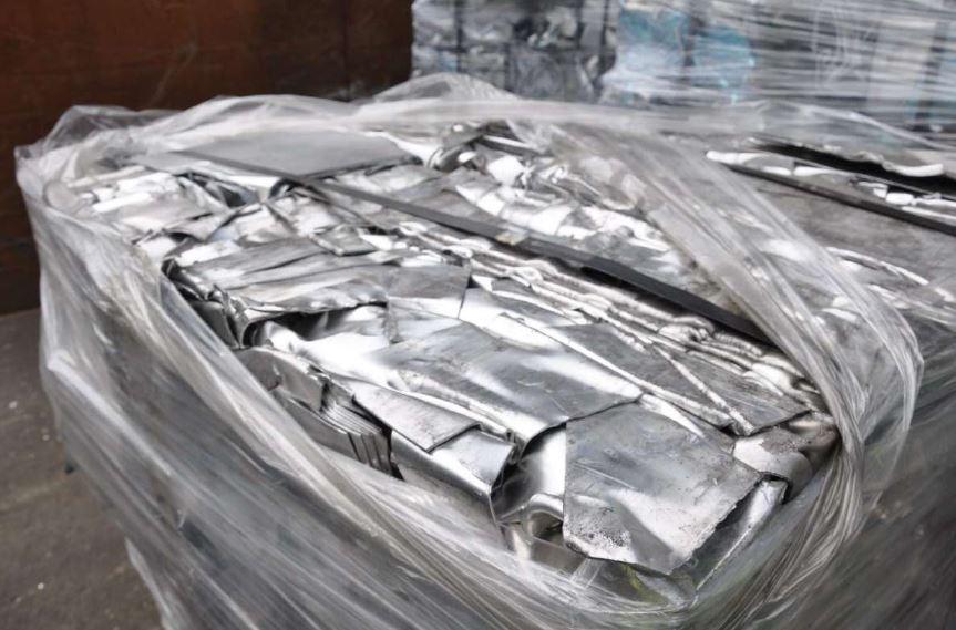 Aluminum Extrusion 6063 Scrap