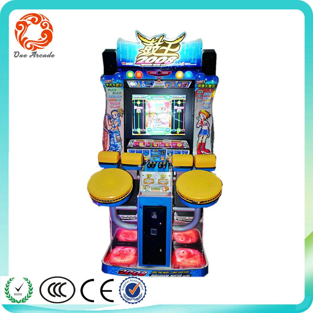High Quailty 2017 Latest Coin Operated Amusement Music Game Machine
