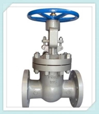 HOT 6 Inch Gost Standard Cast Steel Body Material Class 150 PN16 Flanged Connection Gate Valve