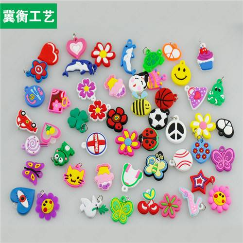 pvc silicon fridge magnet christmas gift manufactory