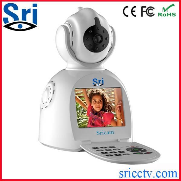 Sricam P2P IP Camera CCTV Camera Networ Phone Camera