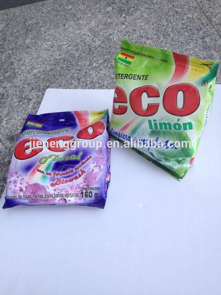 Africa market hand washing laundry detergent powder