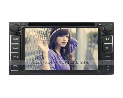 Android Car DVD Player GPS Navigation for Toyota Vizi 1998-2005 - Wifi 3G VN Disc OBD iPod RDS USB S