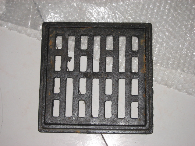 Cast Iron Drain Grating Rainwater Grate EN124 D400
