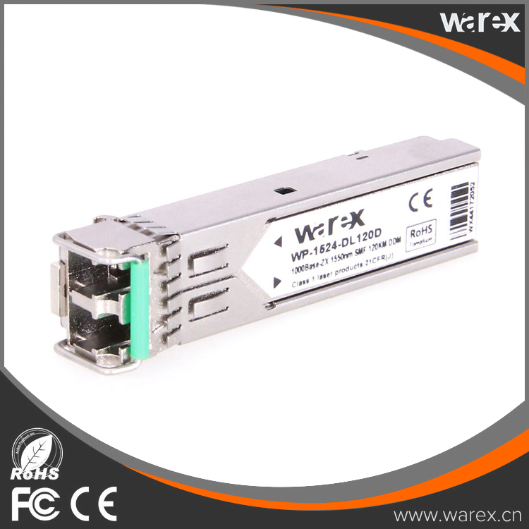 OEM&ODM 1000BASE SFP 120km optical modules