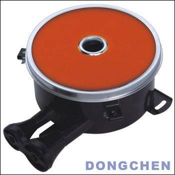 Energy saving cooking gas infrared burner