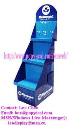 POP Paper Display Shelf,POS Paper Display Shelf