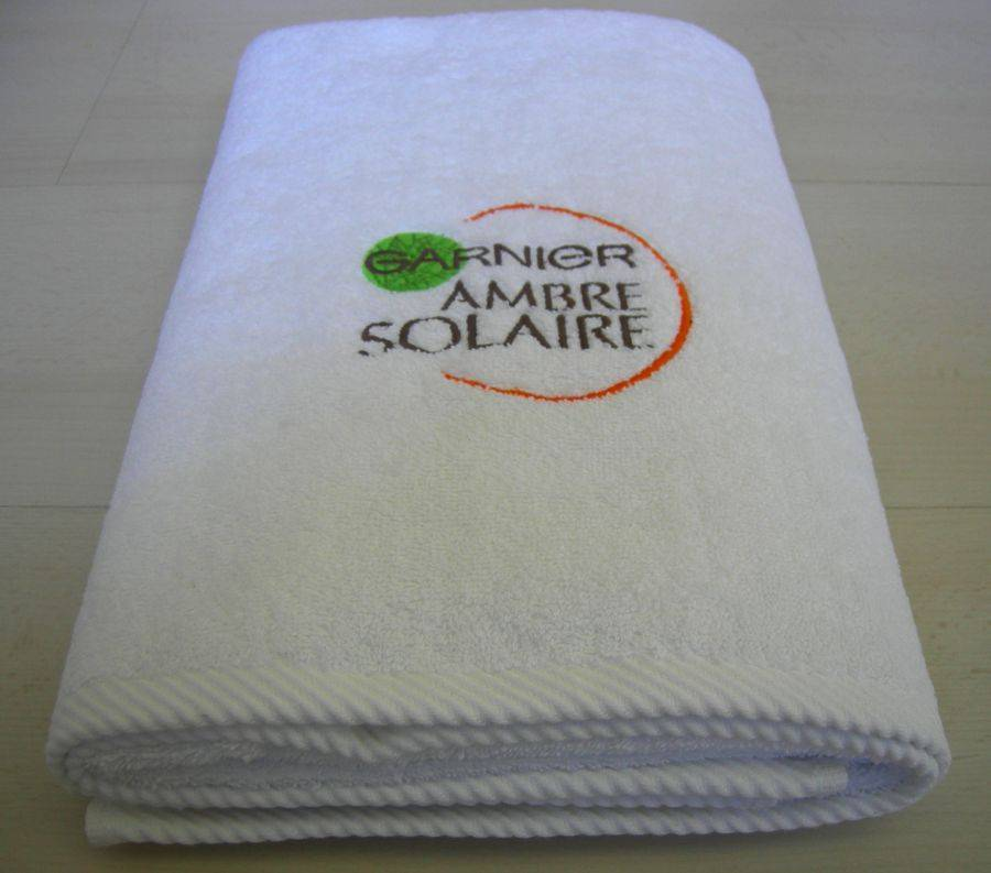Promotional Towels with logo