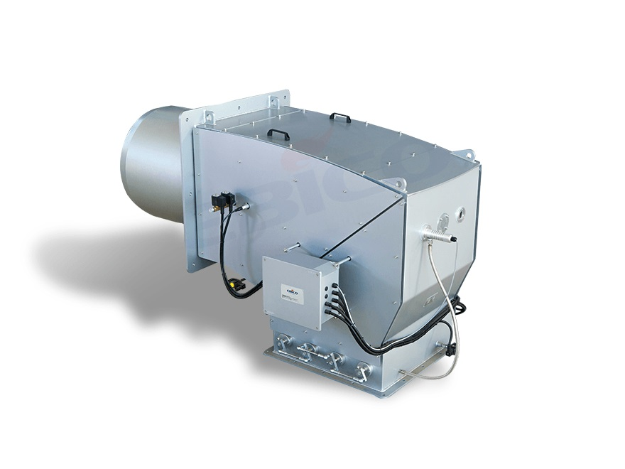 EP-G series Hot-air Burner Special for Thermal Oil Furnace