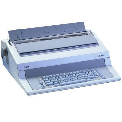 Olympia Electronic Typewriter English typewriter Manual typewriter Olympia typewriter TA Typewriter
