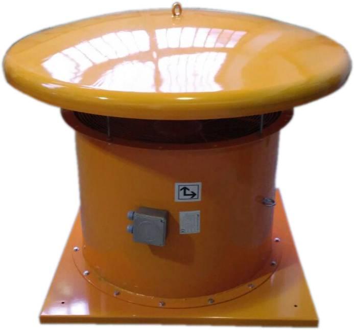 FGG Axial Roof Fan