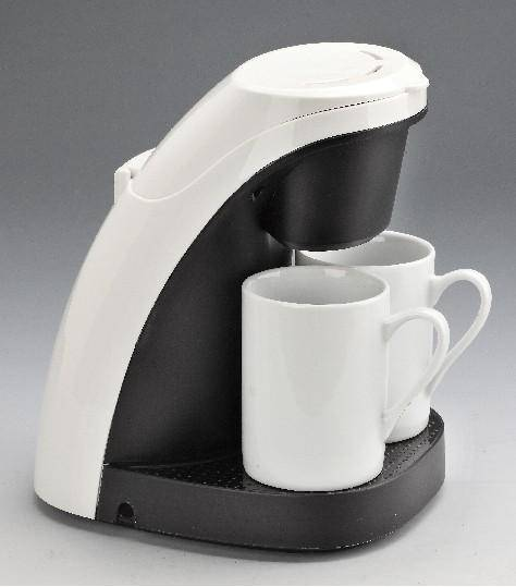 Coffee Maker CM6620, drip with two cups