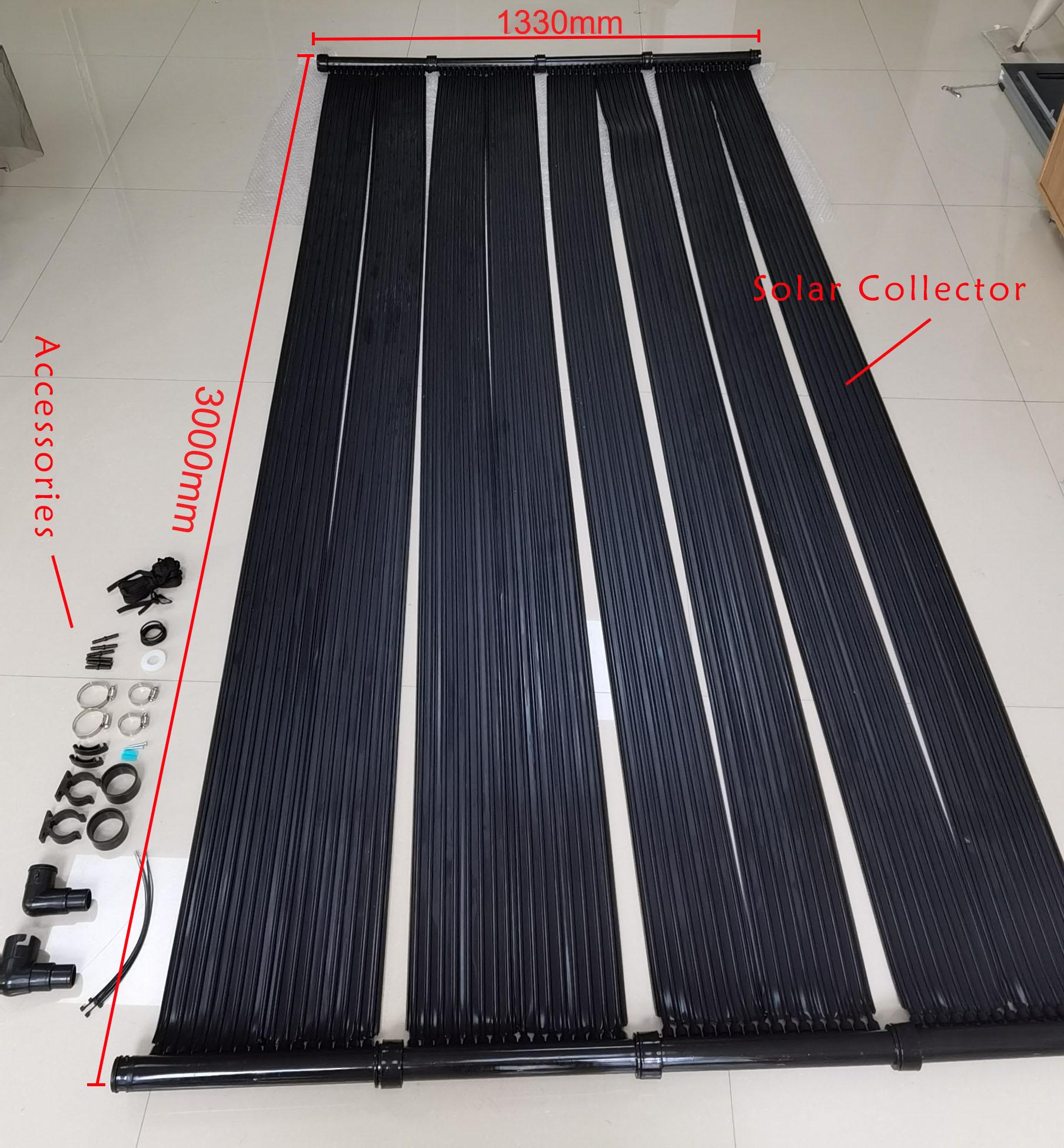 Uniepu EPDM Swimming Pool Solar Collector Heater