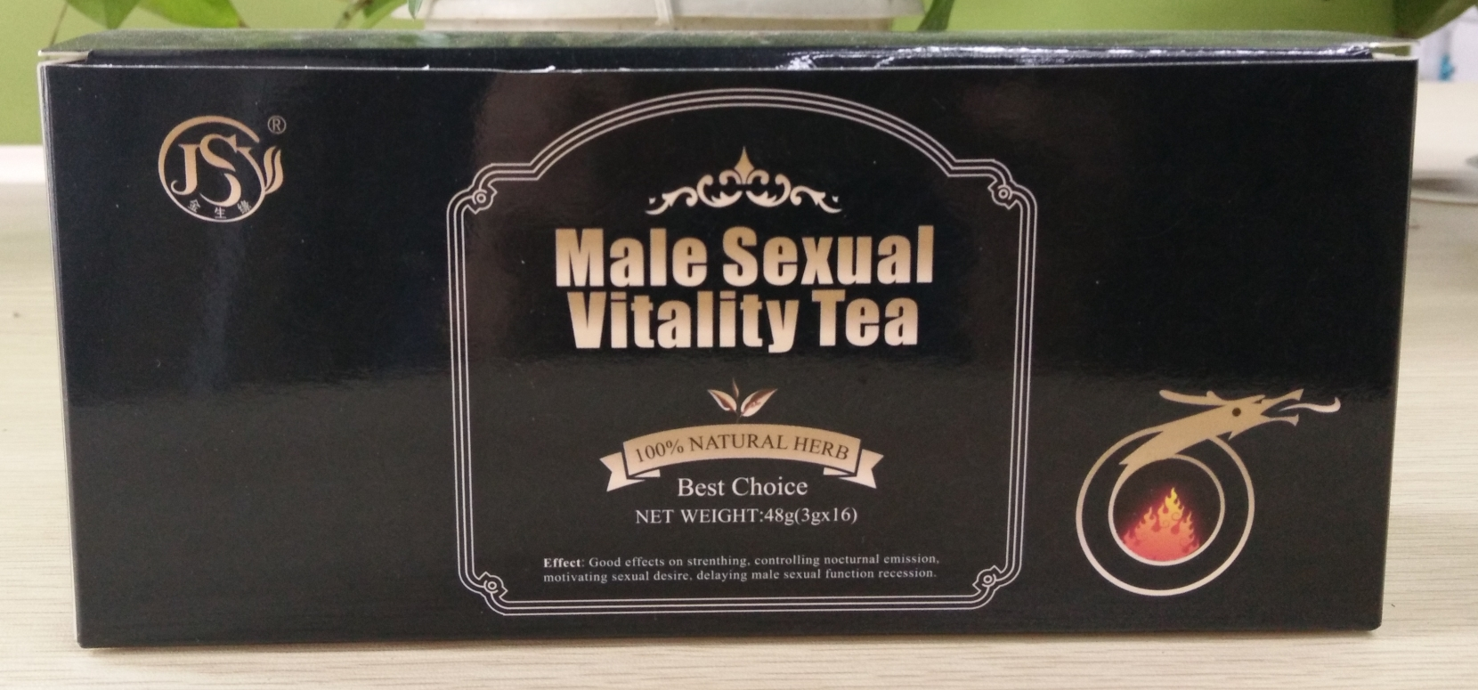 China herbal supplement penis enlargement sex tonic old man sex tea