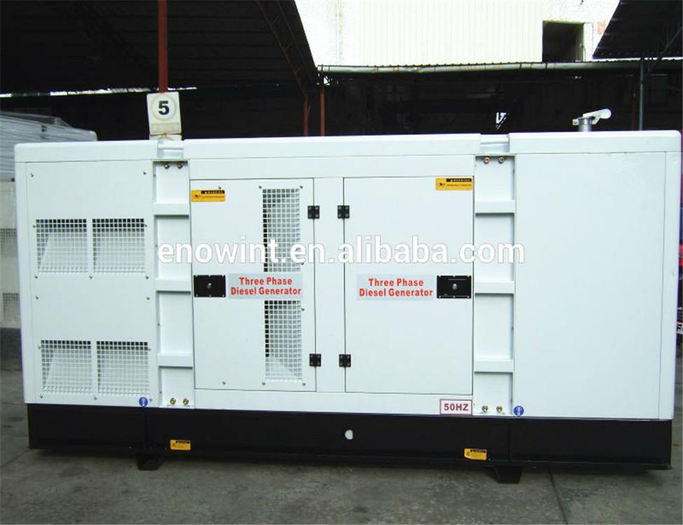 562.5KVA diesel generator set