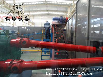 Hot Rolled Steel Ball Production Line