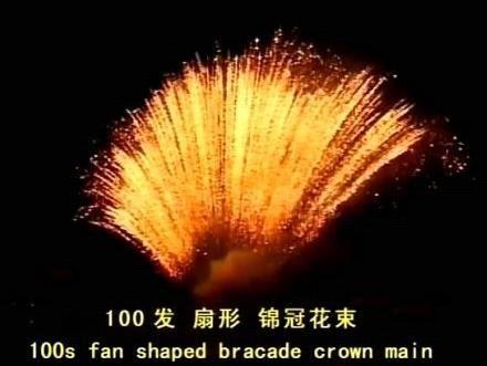1.3G cake professtional fireworks