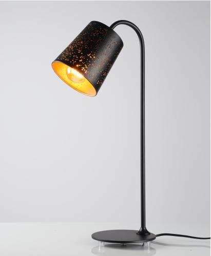 EV08 corrosion table lamp