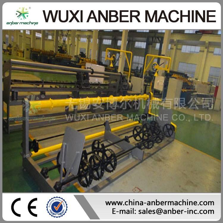 automati Chain link fence machine