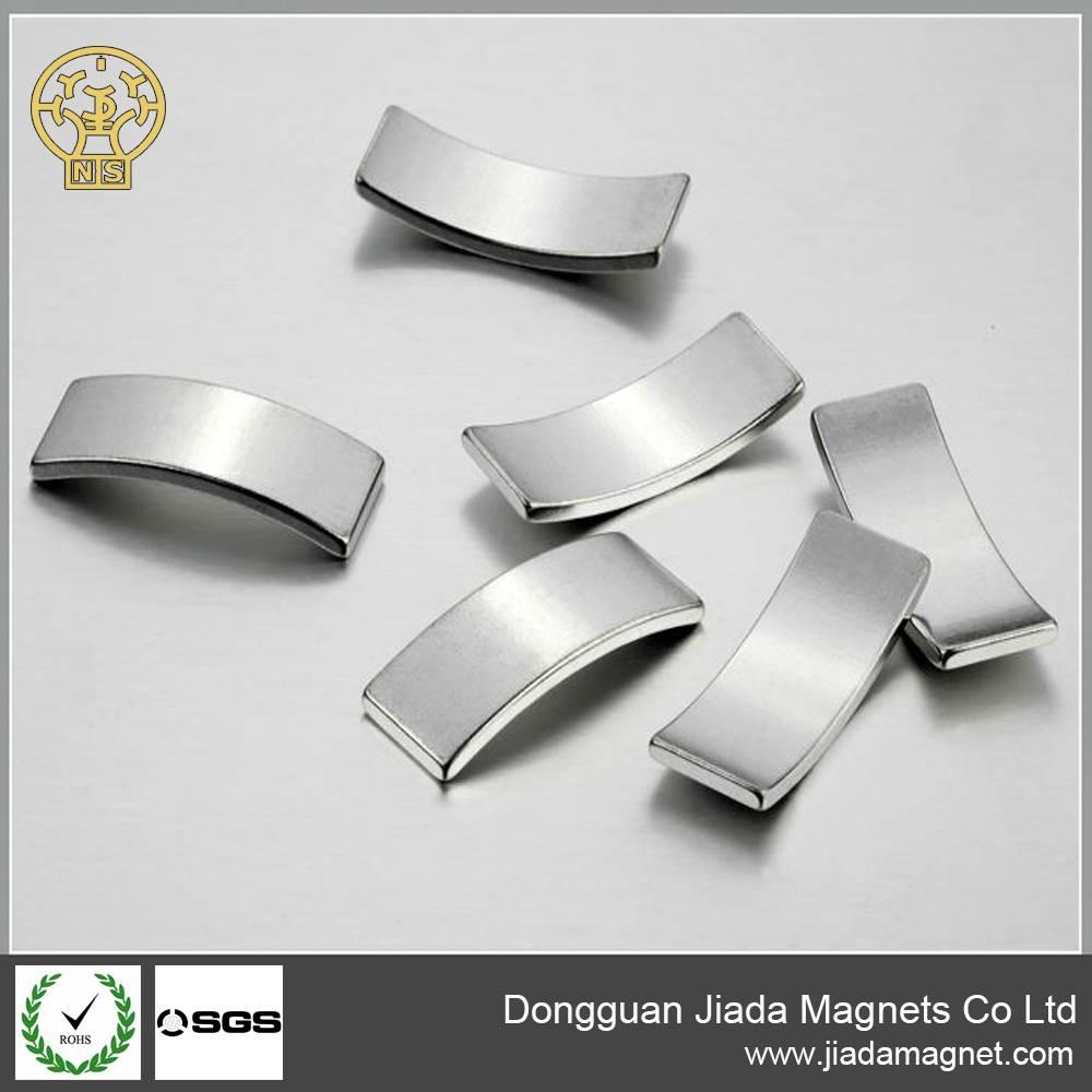 arc neodymium iron boron magnet