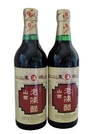 Donghu Brand Shanxi Superior Mature Vinegar(500ml )