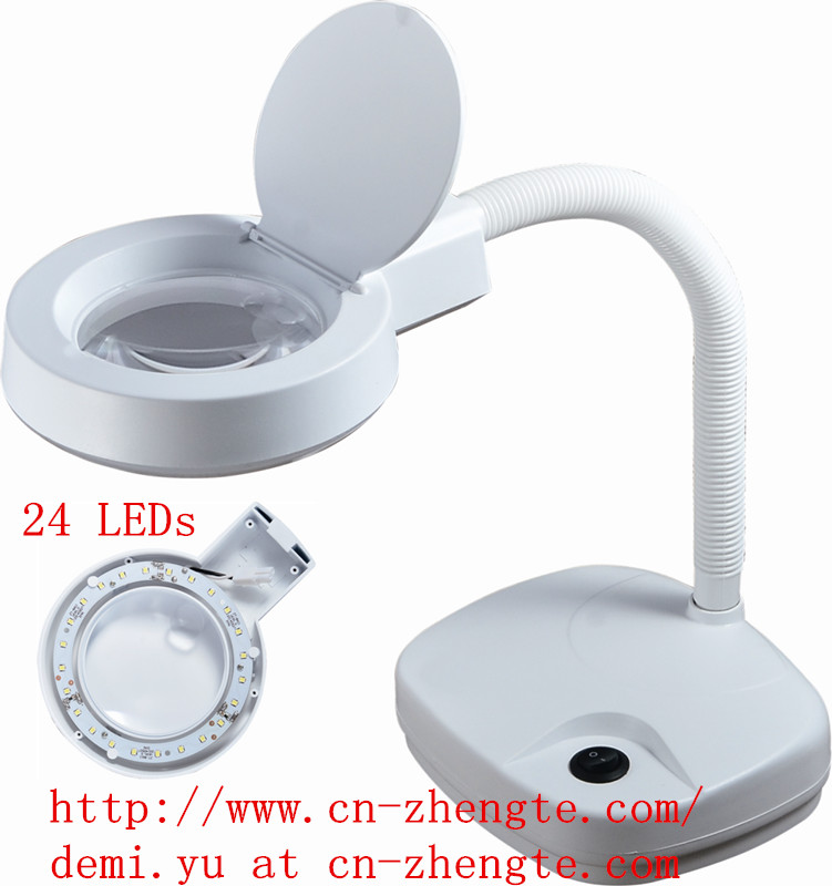 Magnifying Lamp Table Magnifier