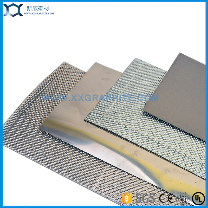 316 Stainless Steel Inserted Reinforced Graphite Sheet