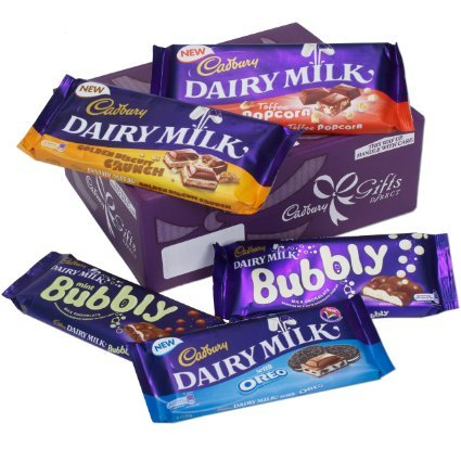 Sweet Candy/Cadbury Dairy Milk Chocolate/Cadbury Block Chocolates,Wispa, Crunchie, Twirl, Star Bar,