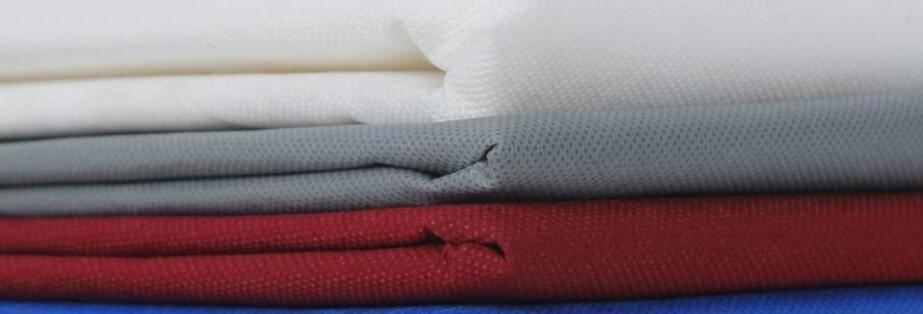 Colored PP non-woven fabric