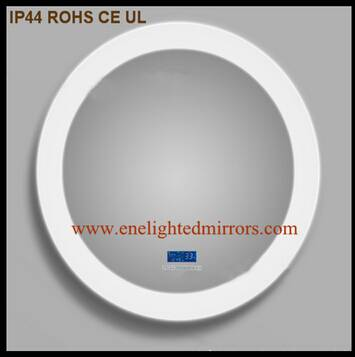 Custom bathroom mirrors produced by ENE LIGHTED MIRRORS from China accepted custom oem odm