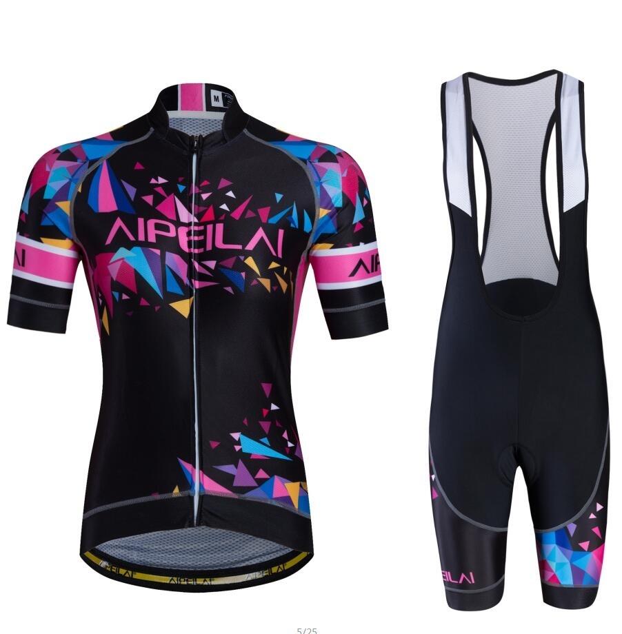 OEM Design Women Cycling Jersey Ladies Cycling Wear