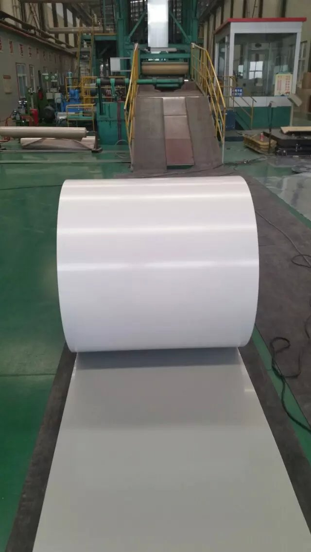 Prepainted galvalume steel coil galvalume iron China