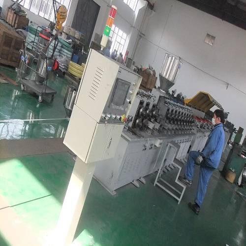 flux cored solder wire production line