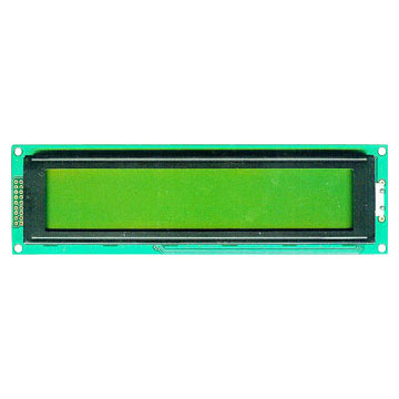 40 x 4 Character LCD Module