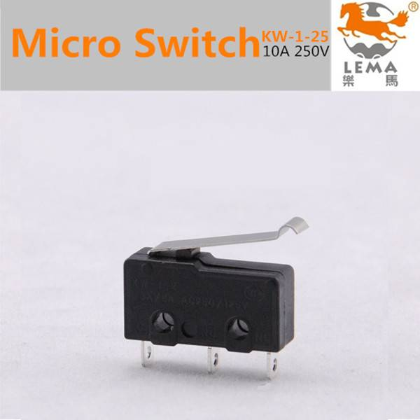 KW-1-25 Mouse micro switch