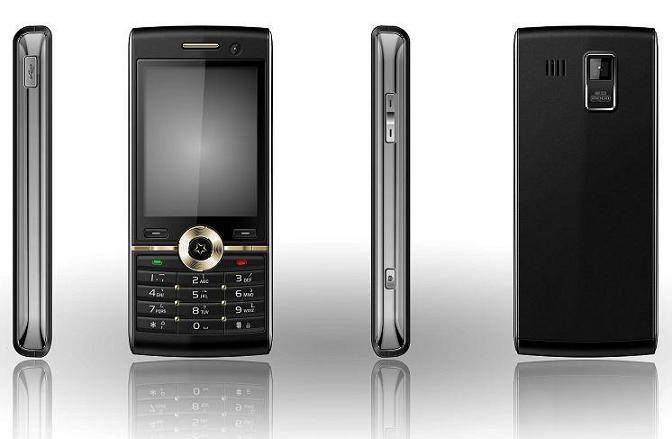 "WH1000-3G WCDMA 2.4"" QVGA Fashion Slim Bar Type Mobile Phone With Bluetooth/JAVA/FM/MP3"
