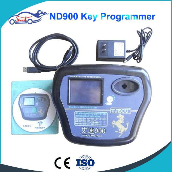 popular car key programmer ND900 with touch screen operation