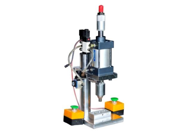 Connector Crimping Machine
