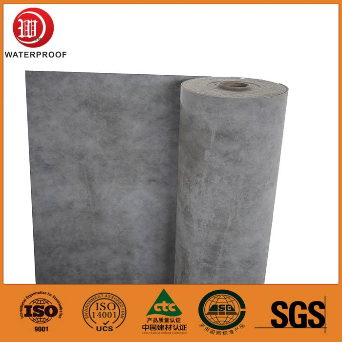 1.2.mm  HDPE polythene waterproof membrane