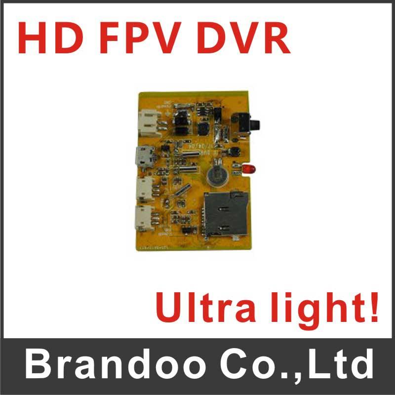 FPV 1CH SD DVR module